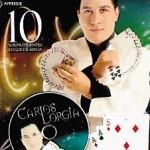 Mago enseña magia en un DVD